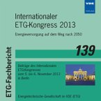 Internationaler ETG-Kongress 2013, 1 CD-ROM