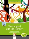 The Leopard and the Monkey, mit 1 CD-ROM/Audio-CD. 2. Lernjahr