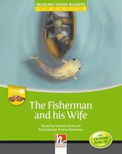 The Fisherman and his Wife, mit 1 CD-ROM/Audio-CD