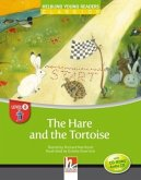 The Hare and the Tortoise, mit 1 CD-ROM/Audio-CD. 1. Lernjahr
