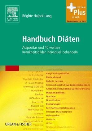 Handbuch Diaten Von Brigitte Hajeck Lang Fachbuch Bucher De