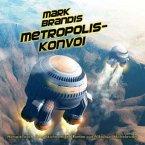 Metropolis-Konvoi / Weltraumpartisanen Bd.28 (1 Audio-CD)