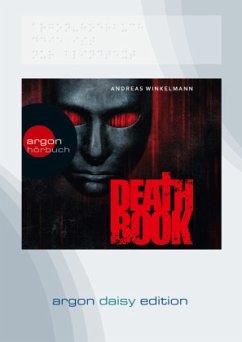 Deathbook, 1 MP3-CD (DAISY Edition) - Winkelmann, Andreas