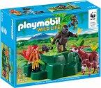 PLAYMOBIL® 5273 - WWF-Zoologin bei Okapis und Gorillas