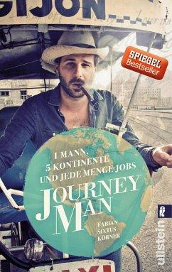 Journeyman (eBook, ePUB) - Körner, Fabian Sixtus