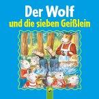 Der Wolf und die sieben Geißlein (MP3-Download)