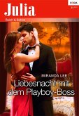 Liebesnacht mit dem Playboy-Boss (eBook, ePUB)