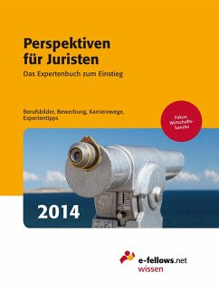 Perspektiven für Juristen 2014 (eBook, ePUB)