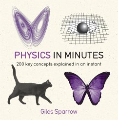 Physics in Minutes - Sparrow, Giles