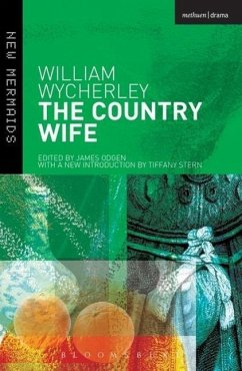 The Country Wife - Wycherley, William