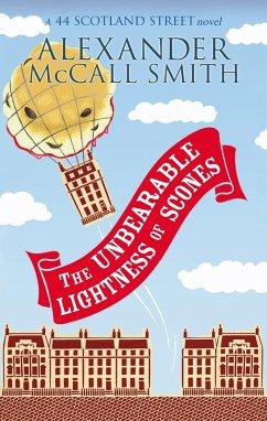 The Unbearable Lightness Of Scones (eBook, ePUB) - McCall Smith, Alexander