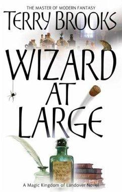 Wizard At Large (eBook, ePUB) - Brooks, Terry