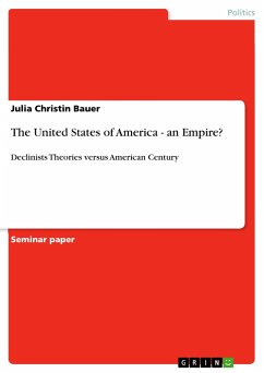 The United States of America - an Empire?