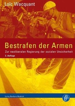 Bestrafen der Armen (eBook, ePUB) - Wacquant, Loic