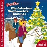 Bibi & Tina - Die falschen Weihnachtsmänner (Der Adventskalender zum Hören) (MP3-Download)