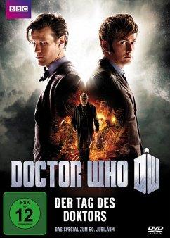 Doctor Who - Der Tag des Doktors - Smith,Matt/Tennant,David