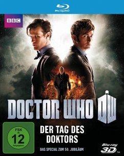 Doctor Who - Der Tag des Doktors 3D-Edition - Smith,Matt/Tennant,David