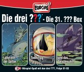 3er Box / Die drei Fragezeichen Bd.91-93 (3 Audio-CDs)