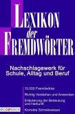 Lexikon der Fremdwörter (eBook, ePUB)