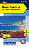 Kümmerly & Frey Outdoorkarte Gran Canaria