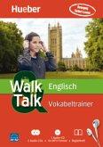 Walk & Talk Englisch Vokabeltrainer, 2 Audio-CDs + MP3-CD + Begleitheft