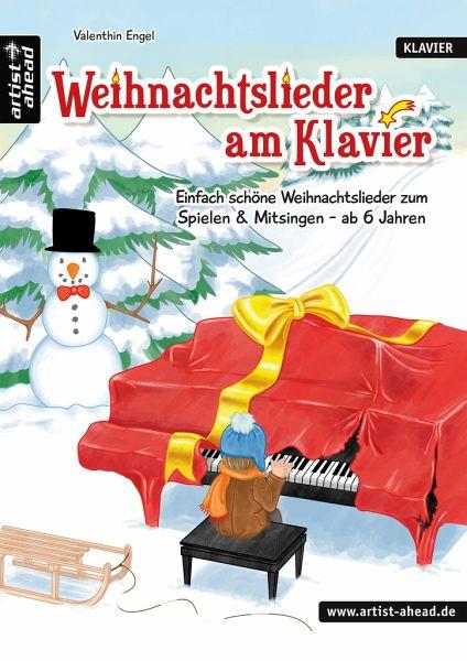 Weihnachtslieder Einfach.Weihnachtslieder Am Klavier