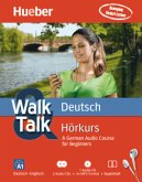 Walk & Talk Deutsch Hörkurs, 2 Audio-CDs + MP3-CD + Begleitheft