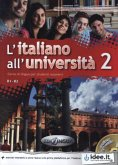 B1-B2, m. CD-Audio / L'italiano all' università Bd.2