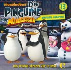Die Pinguine aus Madagascar - Operation: Antarkis, 1 Audio-CD