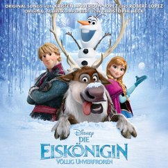 Die Eiskönigin - Völlig Unverfroren (Frozen). Original Soundtrack - Original Soundtrack