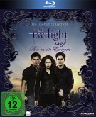 Die Twilight-Saga Film Collection Bluray Box