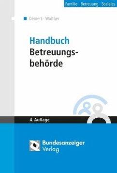 Handbuch Betreuungsbehörde - Walther, Guy; Deinert, Horst
