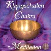 Klangschalen Chakra Meditation, 2 Audio-CDs