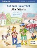 Auf dem Bauernhof Deutsch-Italienisch