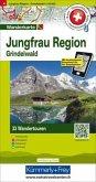 Hallwag Wanderkarte Jungfrau Region, Grindelwald