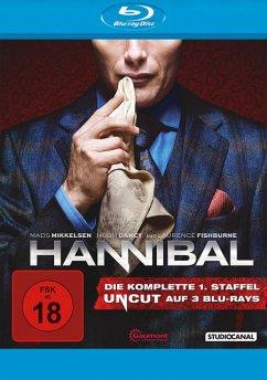 Hannibal - 1. Staffel Uncut Edition - Mikkelsen,Mads/Dancy,Hugh