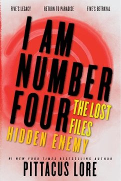 I Am Number Four: The Lost Files Bind-up 3 - Lore, Pittacus