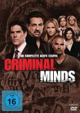 Criminal Minds - Die komplette achte Staffel DVD-Box