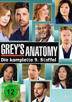 Grey's Anatomy - Die komplette 9. Staffel (6 DVDs)