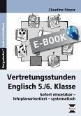 Vertretungsstunden Englisch 5./6. Klasse (eBook, PDF)