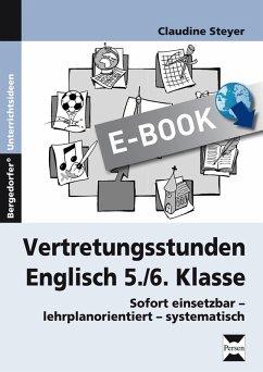 Vertretungsstunden Englisch 5./6. Klasse (eBook...