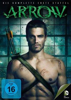 Arrow - Die komplette 1. Staffel (5 Discs) - Keine Informationen