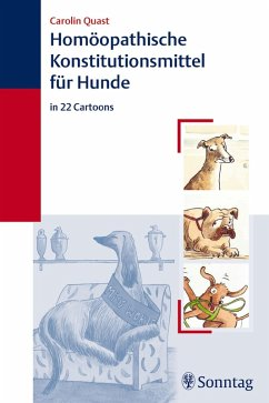 Homöopathische Konstitutionsmittel für Hunde (eBook, ePUB) - Quast, Carolin