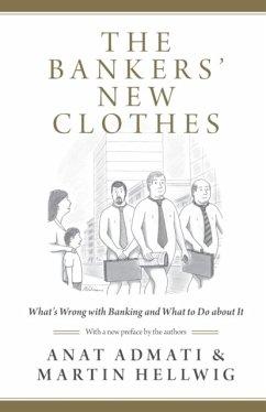 Bankers' New Clothes - Admati, Anat; Hellwig, Martin