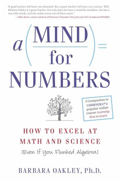 A Mind for Numbers - Oakley, Barbara, PhD