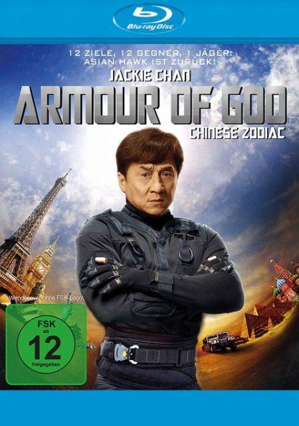Armour Of God - Chinese Zodiac Stream