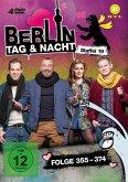Berlin - Tag & Nacht - Staffel 19 (Folge 354-374) (4 Discs)