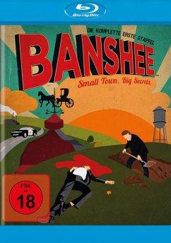 Banshee - Die komplette 1. Staffel