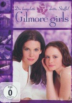 Gilmore Girls - Staffel 3 DVD-Box - Lauren Graham,Alexis Bledel,Melissa Mccarthy