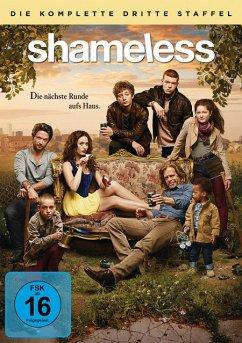 Shameless - Die komplette 3. Staffel (3 Discs)